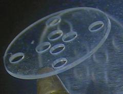 Glass & Quartz – Laser Micromachining Ltd