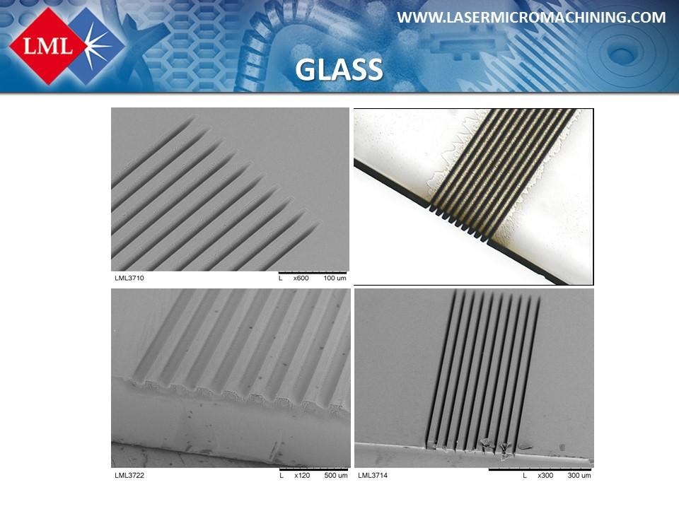 Glass Amp Quartz Laser Micromachining Ltd